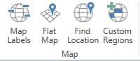نقشه سه بعدی در اکسل