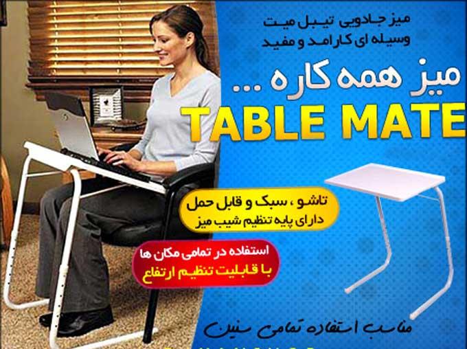 قیمت میز قابل حمل لپ تاپ