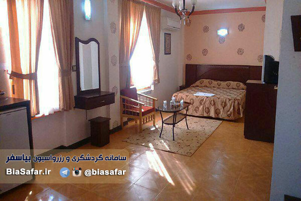 هتل زاگرس مشهد