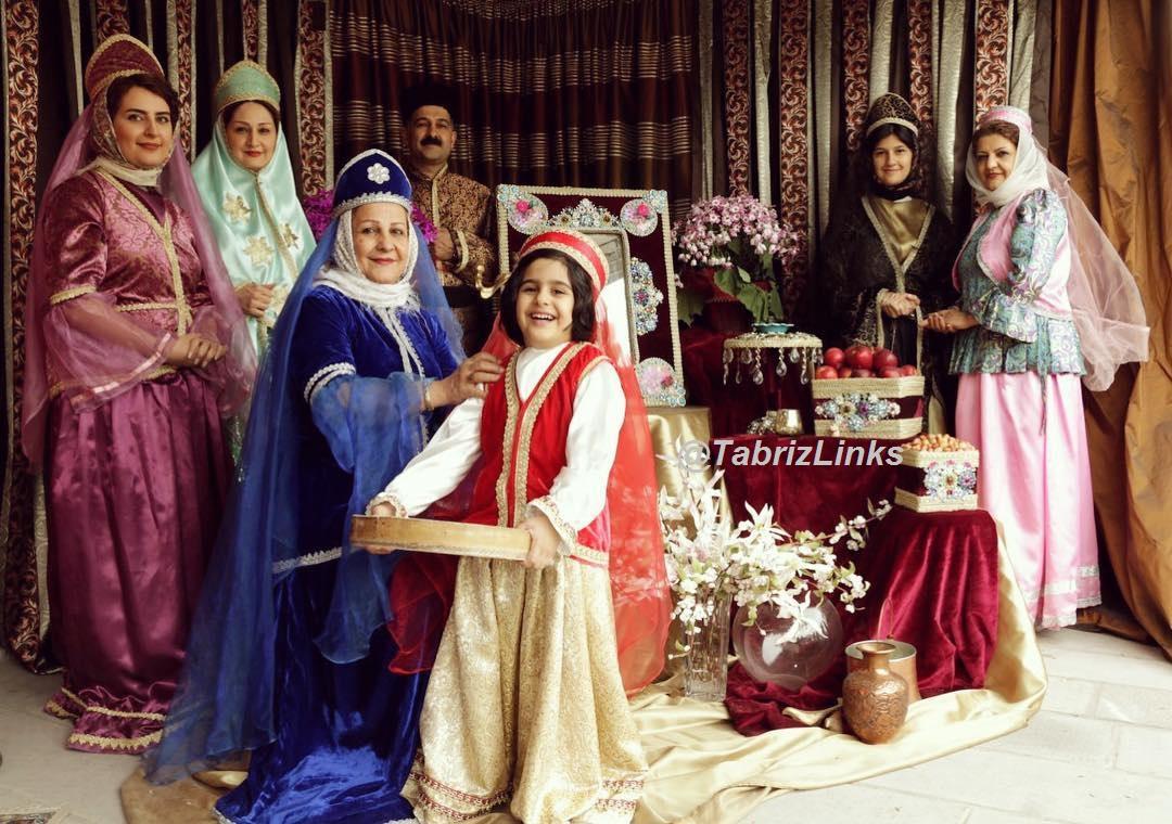 خانواده تبریزی