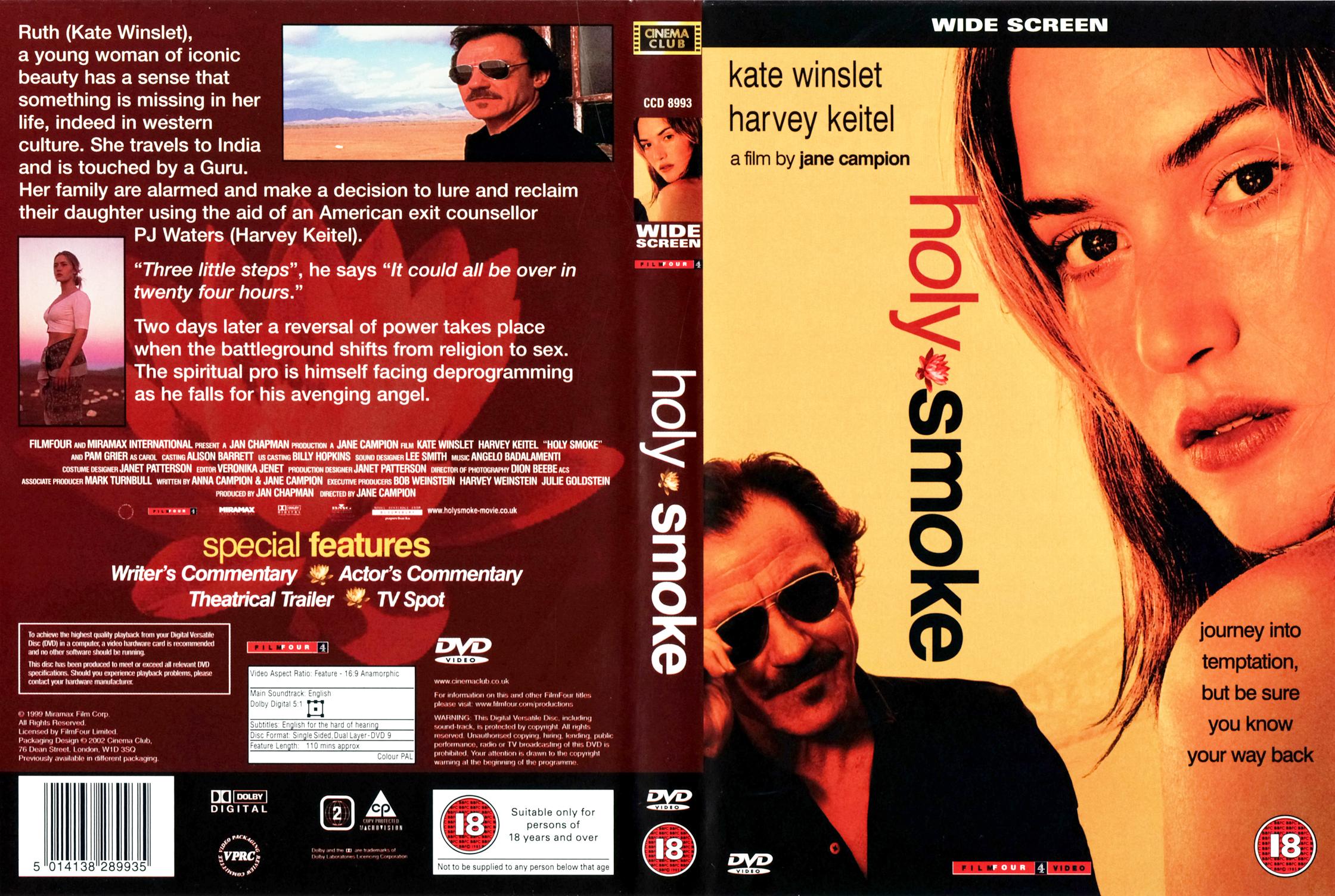 کاور فیلم Holy Smoke