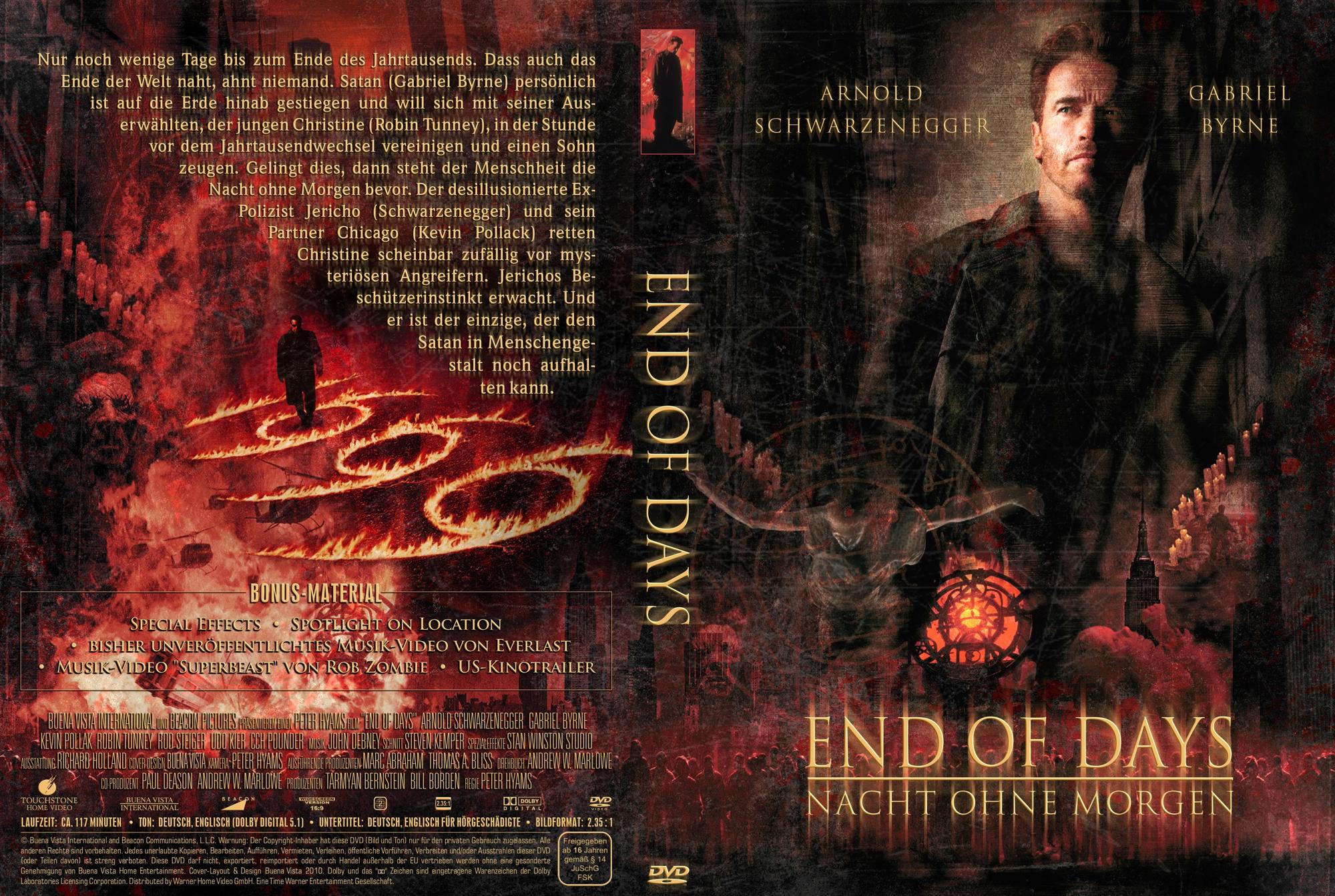 کاور فیلم End Of Days