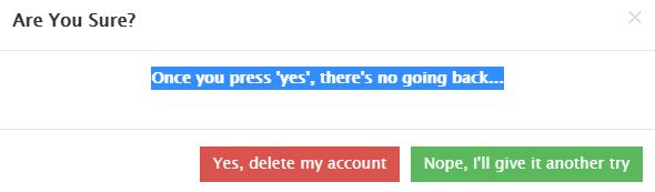حذف  کامل اکانت تلگرام