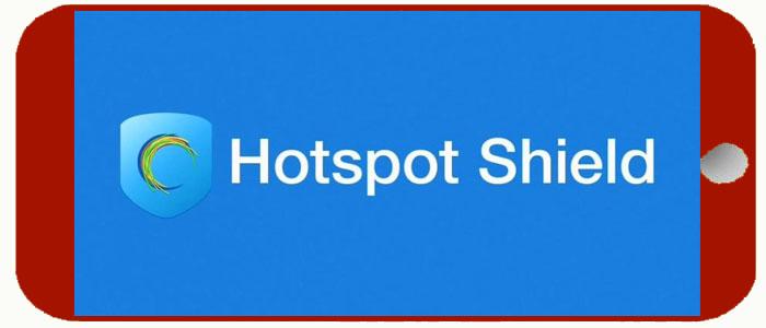 دانلود برنامه فیلتر شکن Hotspot Shield برای آیفون رایگان