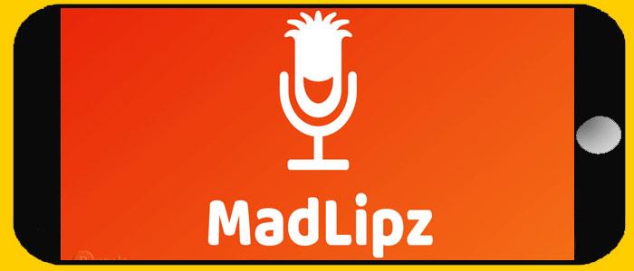 دانلود برنامه مدلیپز قرار دادن صدا روی فیلم در اندروید MadLipz 2.1.4