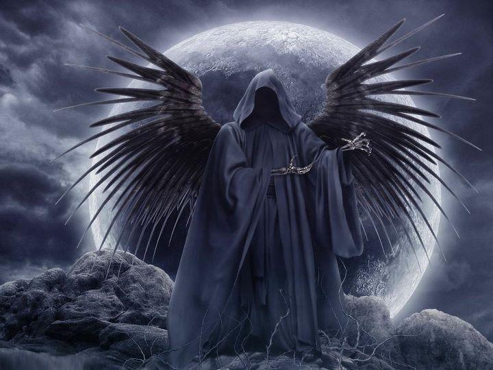 مرگ فرشته ی مرگ مرگ از نظر روانشناسی