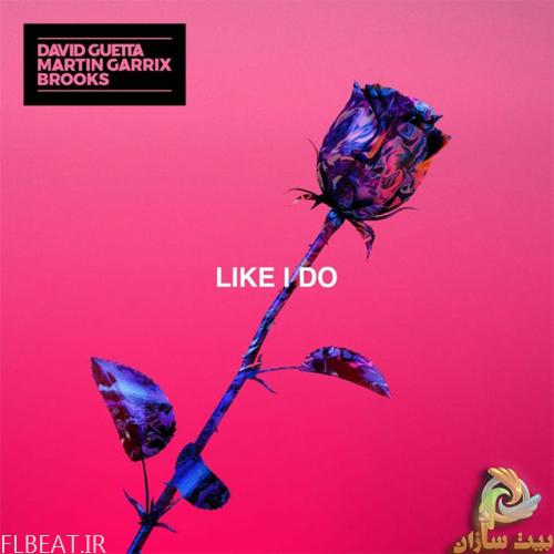دانلود آکاپلای (صدای خام) آهنگ  Martin Garrix-Like I Do+پروژه کامل