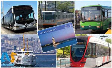 سيستم حمل و نقل استانبول