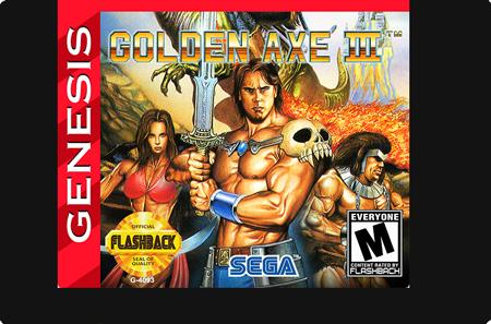 دانلود بازی تبر طلایی 3 برای کامپیوتر