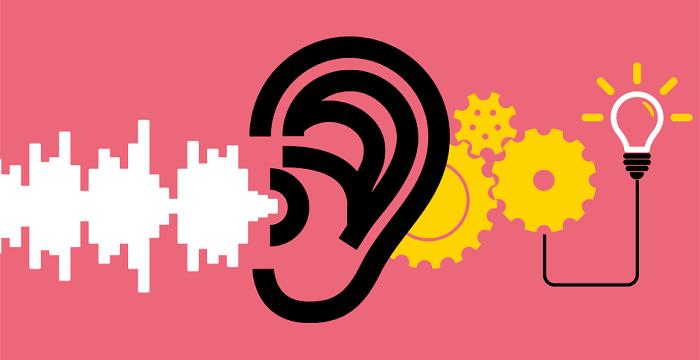 درک مطلب از طریق شنیدن – Understanding through listening