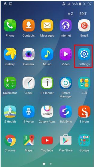 آموزش ریست تنظیمات کارخانه Factory Reset گوشی های آندروید