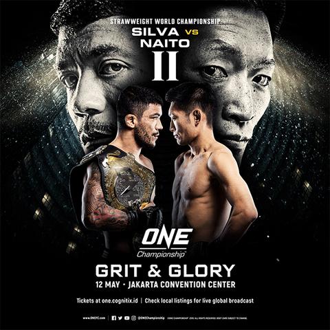 دانلود مسابقات وان سی | ONE Championship 72: Grit and Glory+تک مبارزه