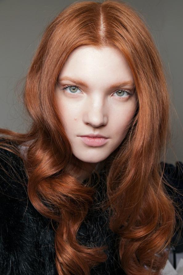 موی قرمز شرابی موی صاف فرفری قرمز روشن