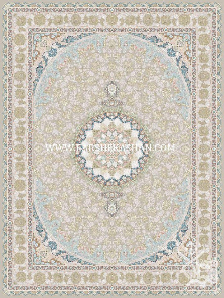 طرح فرش جدید قیطران