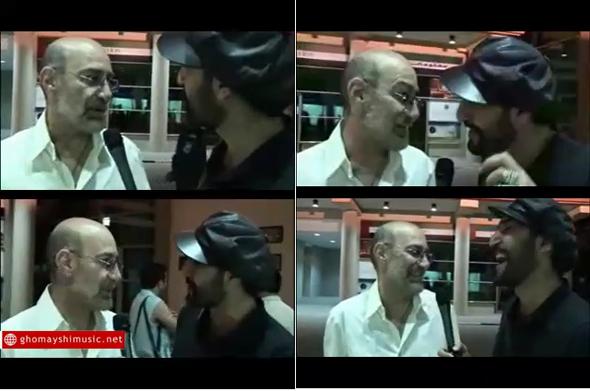 مصاحبه سیاوش قمیشی با بهزاد بلور ، سال 2007