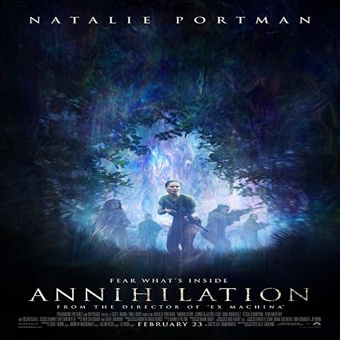دانلود فیلم Annihilation 2018