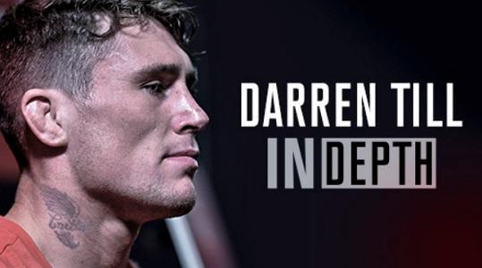 دانلود مستند 2018 UFC Darren Till: In Depth + ریلیز 720p