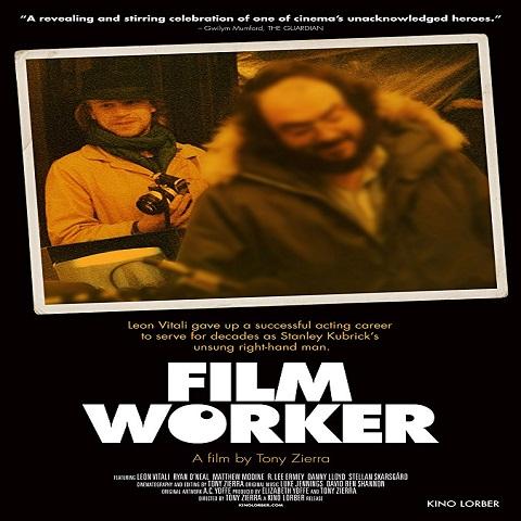 دانلود فیلم Filmworker 2017