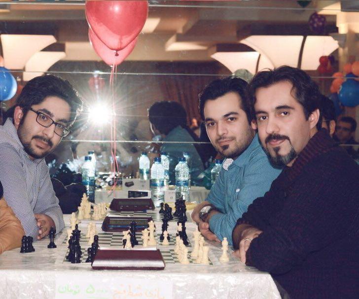 حمید رامشینی سید جمال حسینی عطار احسان میرزائیان