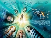 دانلود فیلم چینخوردگی در زمان - A Wrinkle in Time 2018