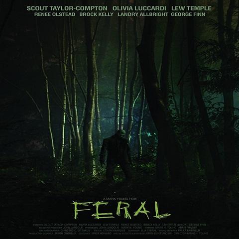 دانلود فیلم Feral 2017