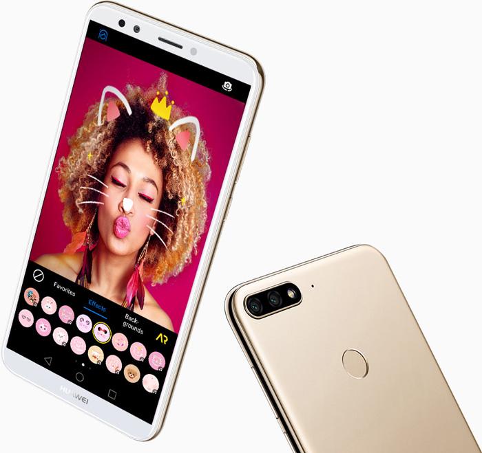 هواوی وای 7 پرایم 2018 (Huawei Y7 Prime 2018)