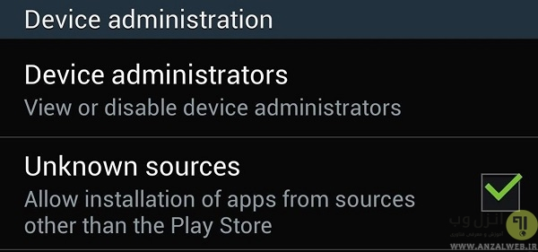 علت نصب نشدن اینستاگرام ، تلگرام و.. روی اندروید