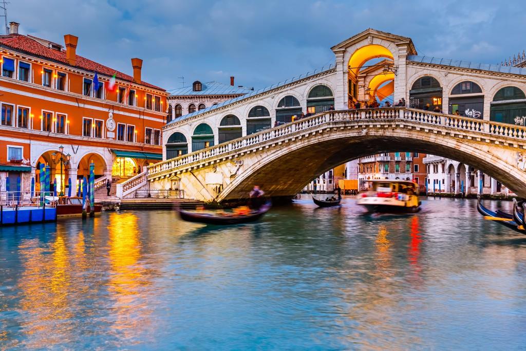 ونیز ایتالیا شهر زیبای ایتالیا