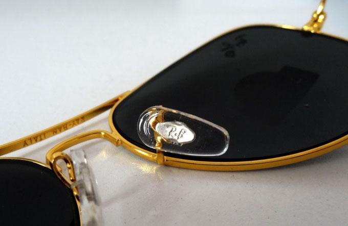 خرید اینترنتی عینک ریبن شیشه سنگی