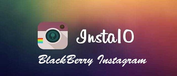 دانلود اینستاگرام بلک بریOGInsta+ BlackBerry Instagram