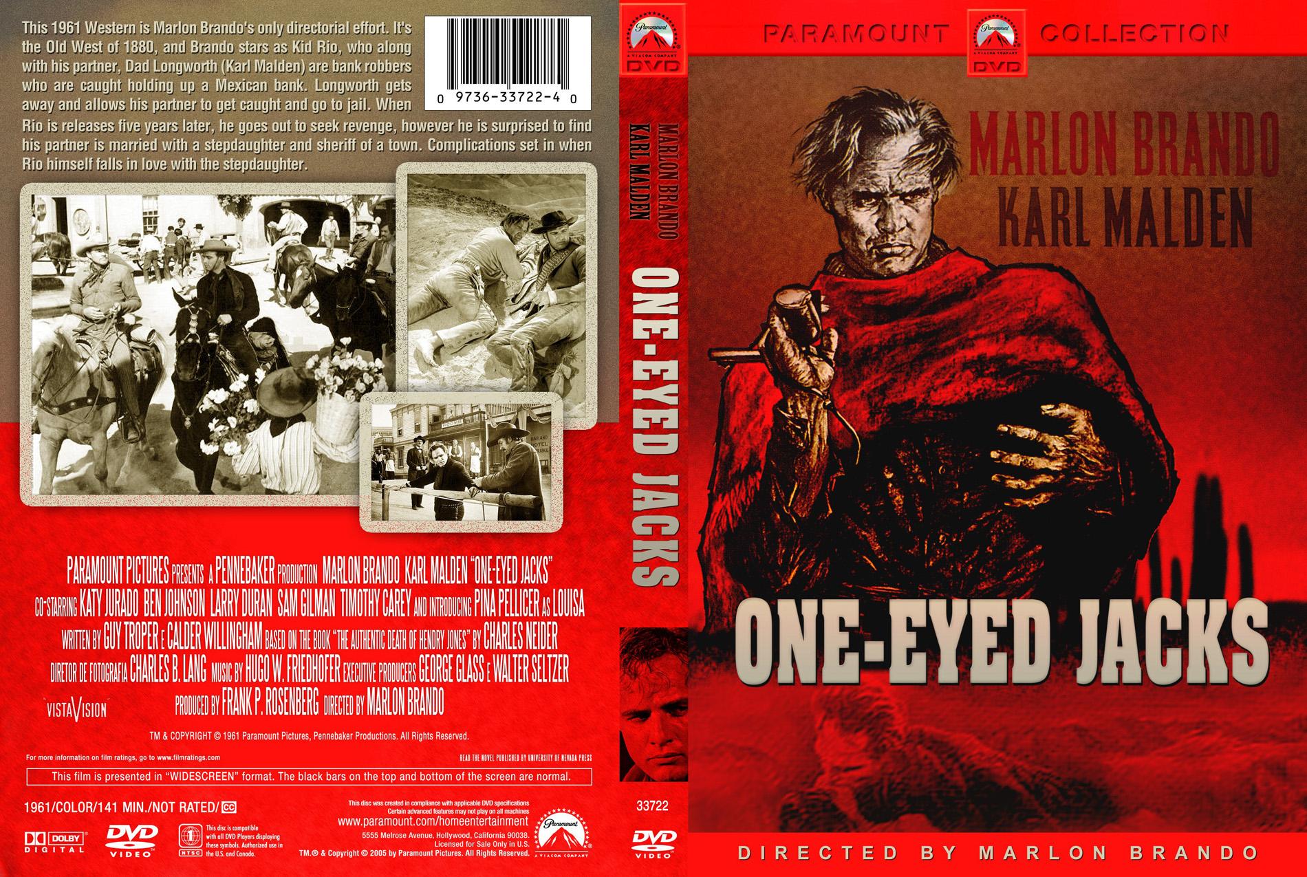 کاور فیلم سربازان یک چشم
