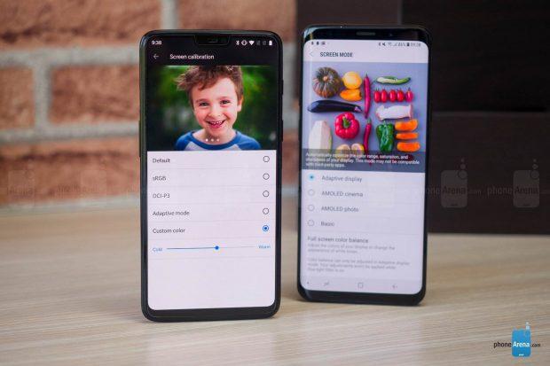 بررسی گلکسی اس 9 پلاس (Samsung Galaxy S9+) و بررسی وان پلاس 6 (OnePlus 6)