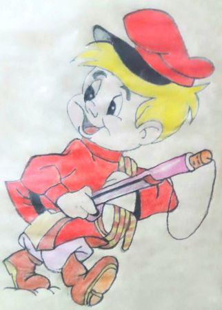 نقاشی پیتر