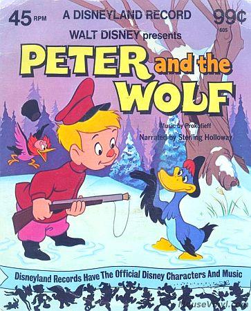 پیتر و گرگ