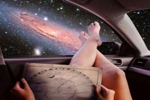 اینجا جهان است، جایی که در آن زاده شده ای