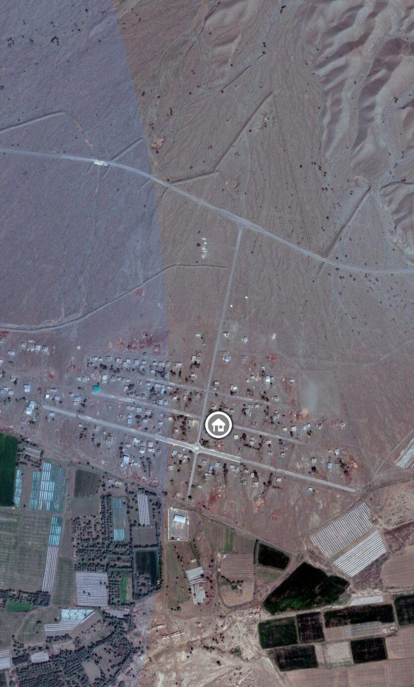 روستای گلدسته شهرستان فاریاب