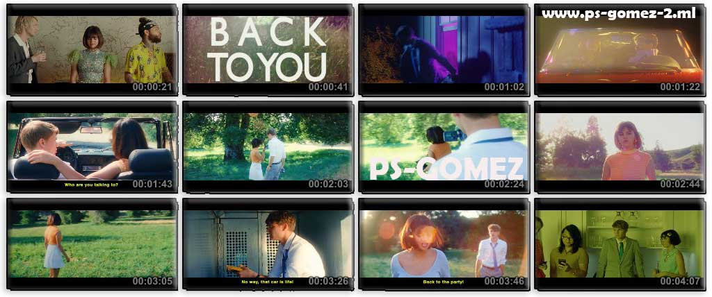 Selena Gomez Music Video - Back To You