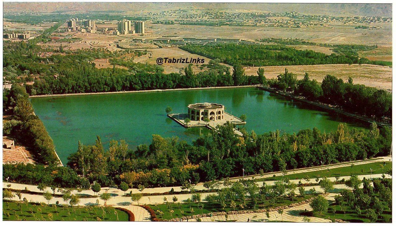 فضای سبز تبریز