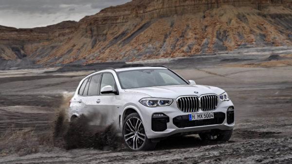 ب ام و X5 BMW) X5)