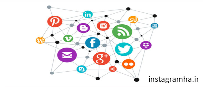 تعامل اینستاگرام با شبکه های اجتماعی
