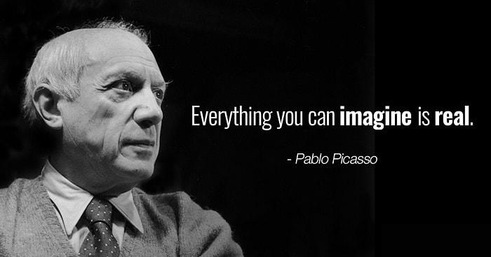 سخنان حکیمانه پابلو پیکاسو - Pablo Picasso Quotes