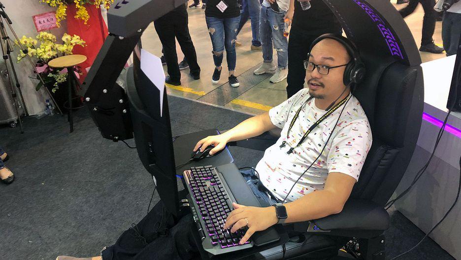 نمایشگاه کامپیوتکس 2018 (Computex 2018)
