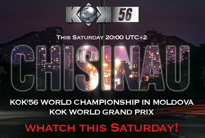 دانلود مبارزات کیک بوکسینگ | KOK 56 Hero's World Series in Chisinau