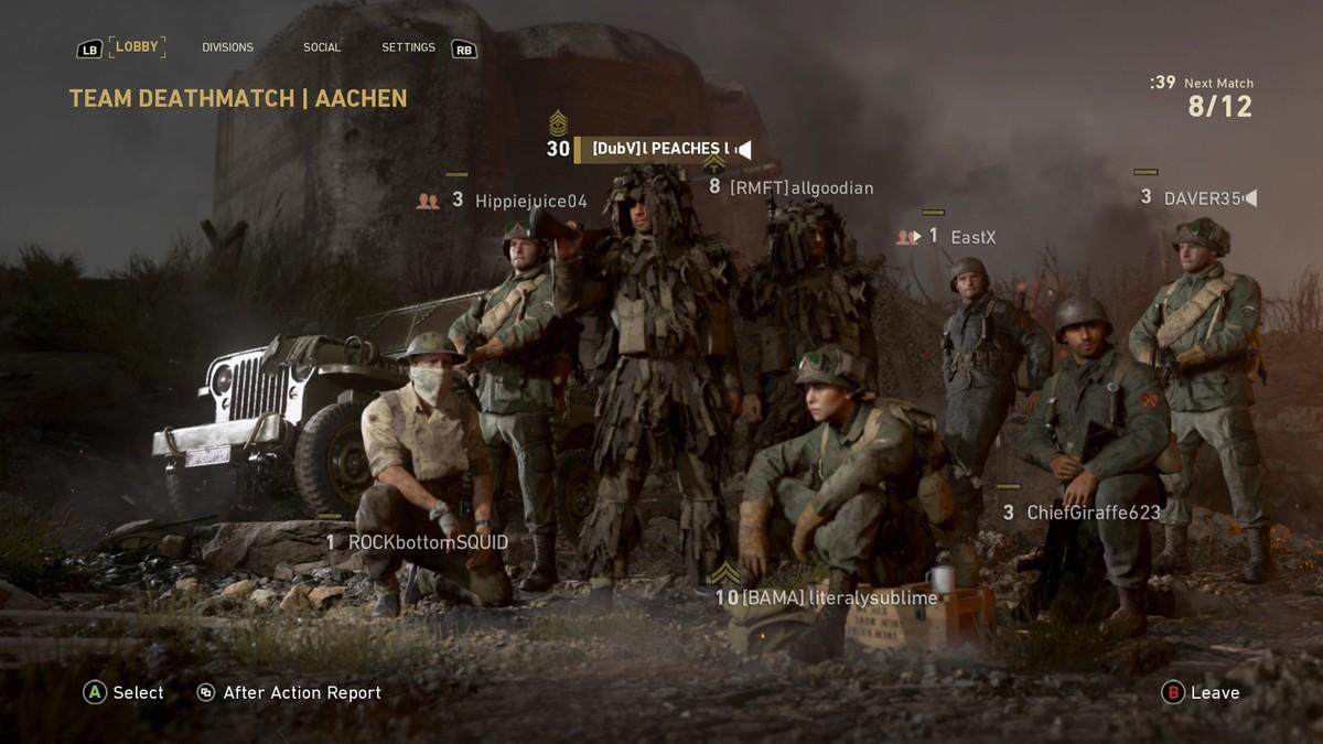 بررسی و نگاه کوتاه به بازی Call of Duty: WWII 2017 (نجات سرباز زاسمن)