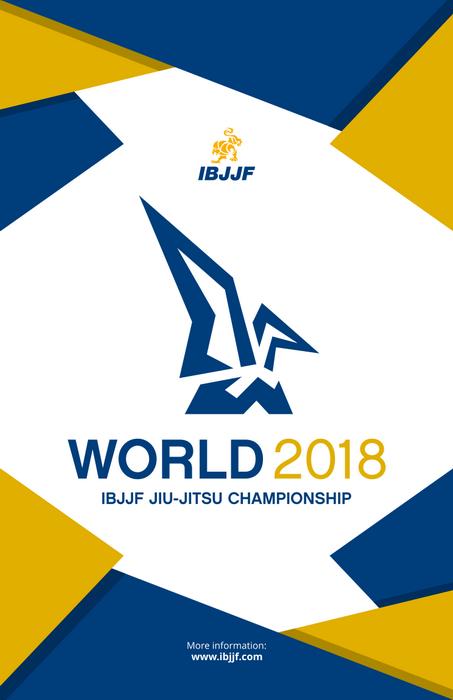 دانلود مسابقات جوجیتسو | 2018 World IBJJF Championship. Black Belts Semi-Final/Finals