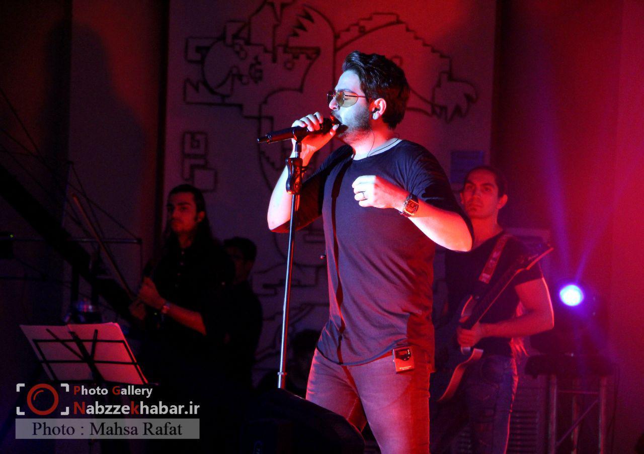 گزارش تصویری از کنسرت عماد طالب زاده در رشت