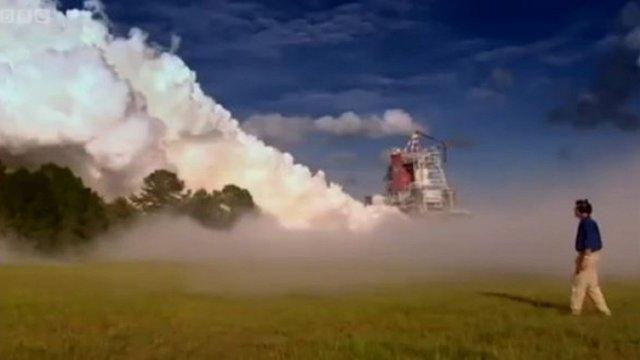 عکس دستگاه تولید ابر و باران مصنوعی ناسا