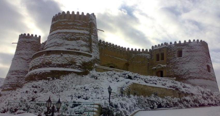 عکس های  قلعه شاپور خواست لرستان