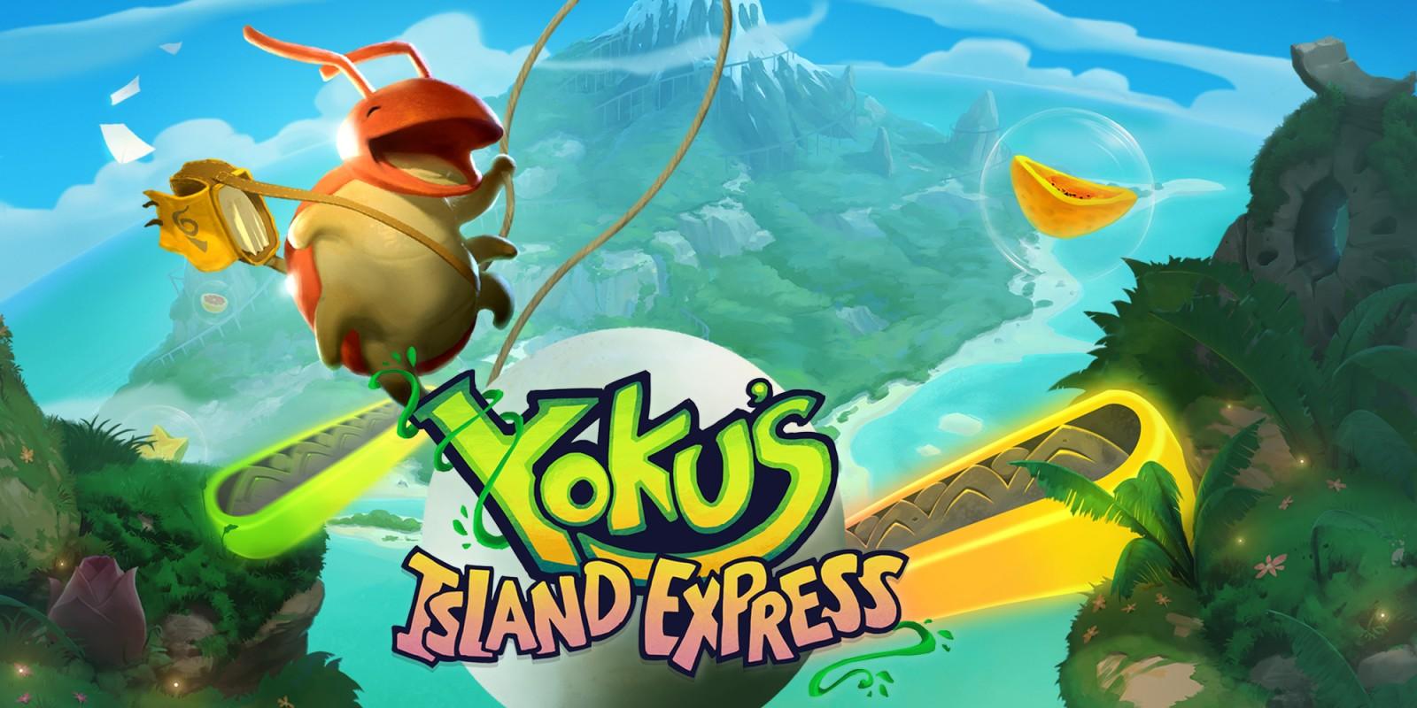 دانلود کرک بازی Yoku's Island Express