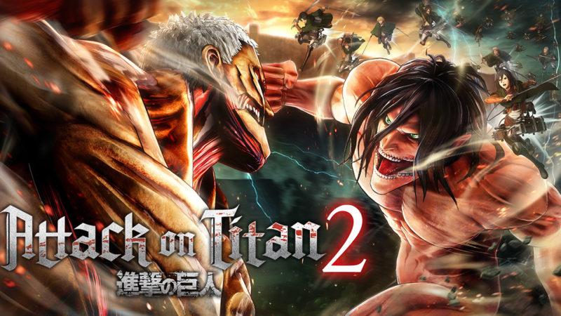 دانلود ترینر بازی ATTACK ON TITAN 2